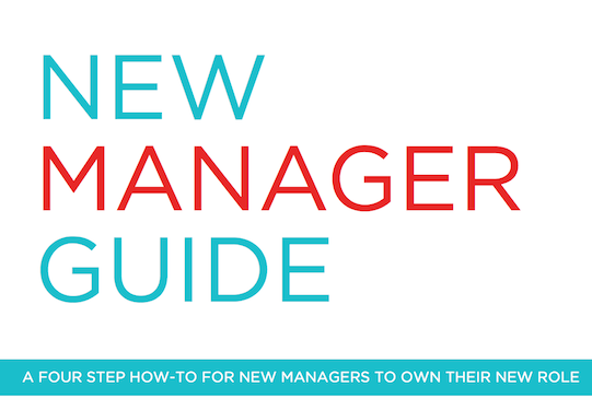 New manager? Learn how to be amazing in your new role