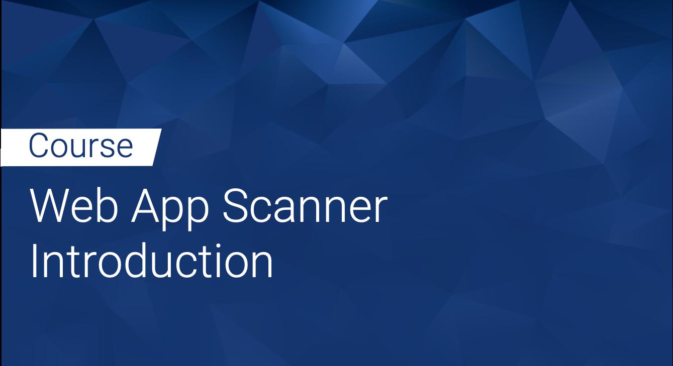 Tinfoil Web App Scanner: Introduction