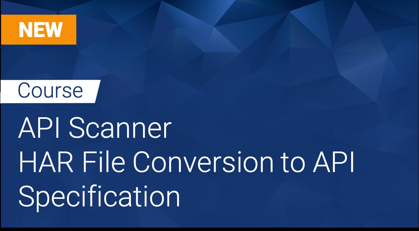 Tinfoil API Scanner: HAR File Conversion to API Specification