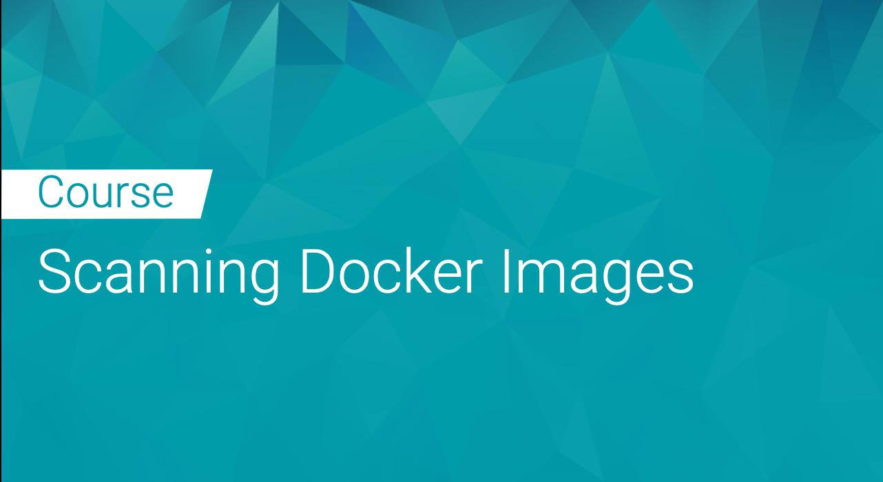 Black Duck: Scanning Docker Images