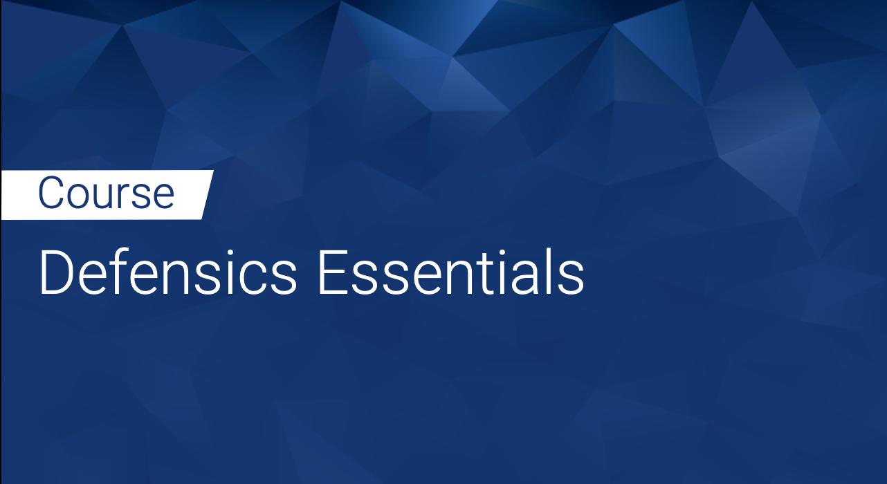 Defensics Essentials