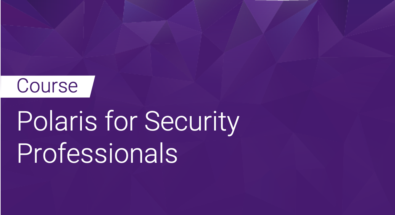 Polaris for Security Professionals