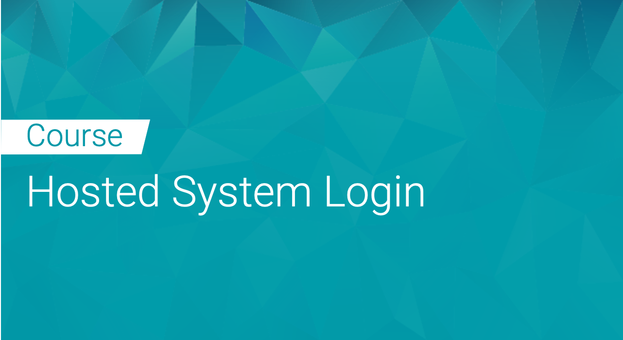 Black Duck: Hosted System Log-in