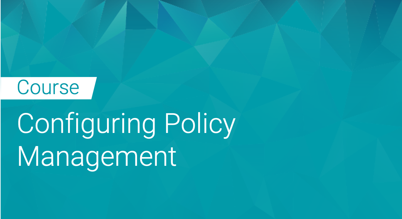 Black Duck: Configuring Policy Management