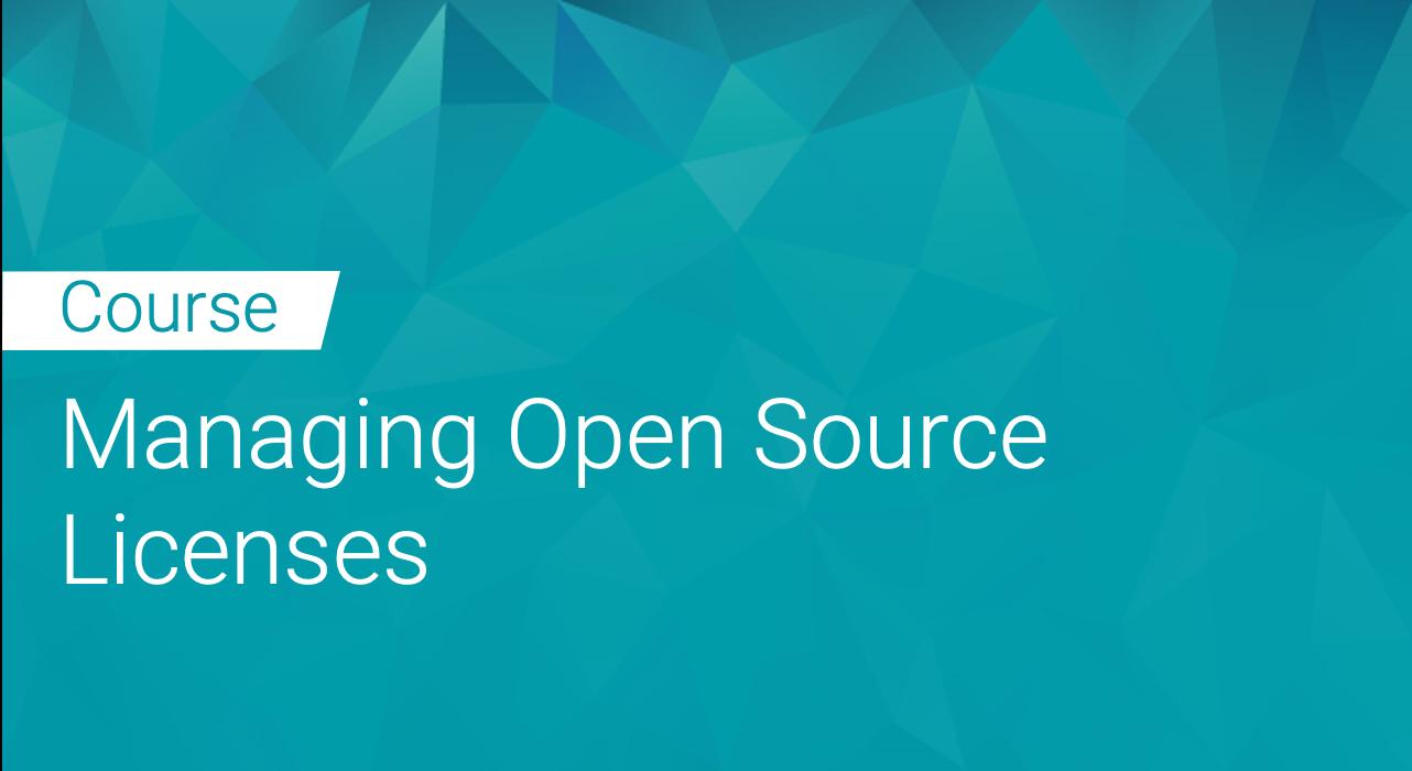 Black Duck: Managing Open Source Licenses