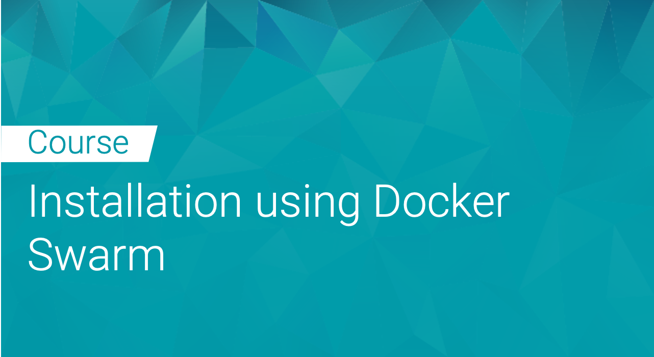 Black Duck: Installation using Docker Swarm