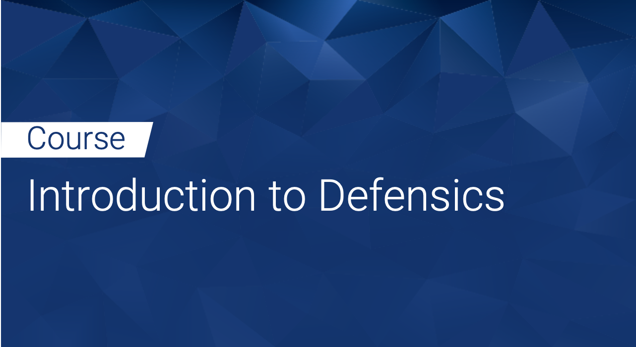 Introduction to Defensics