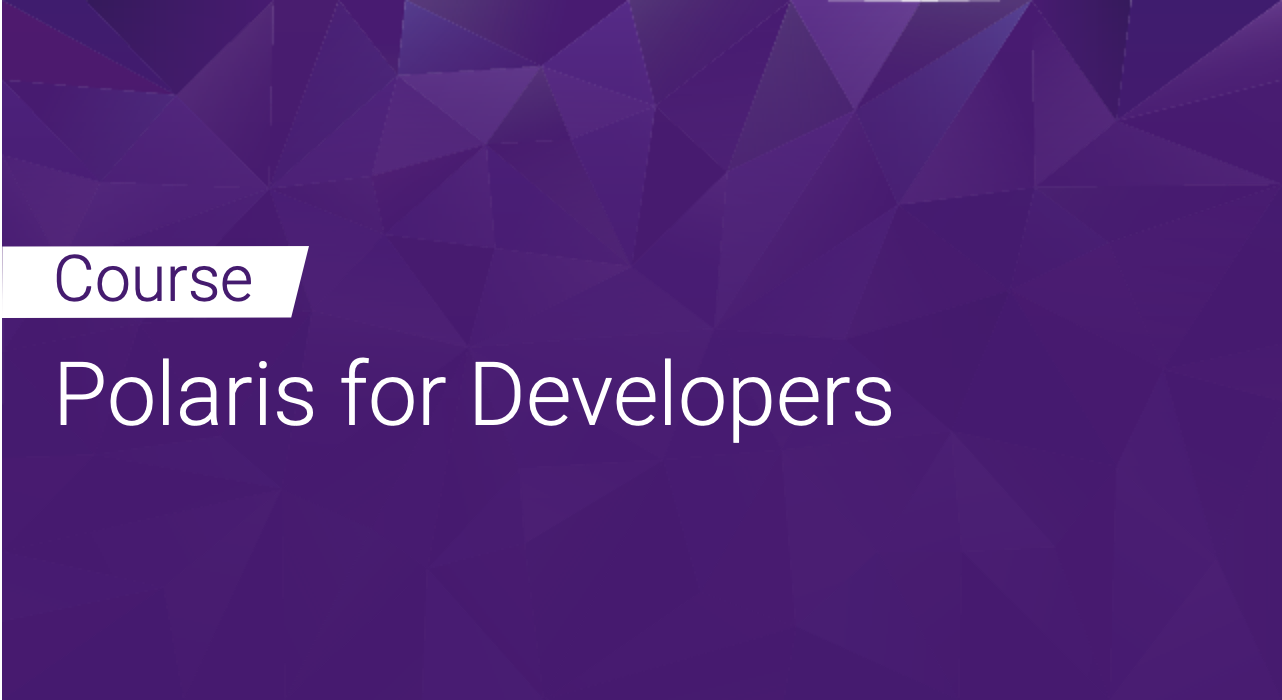 Polaris for Developers