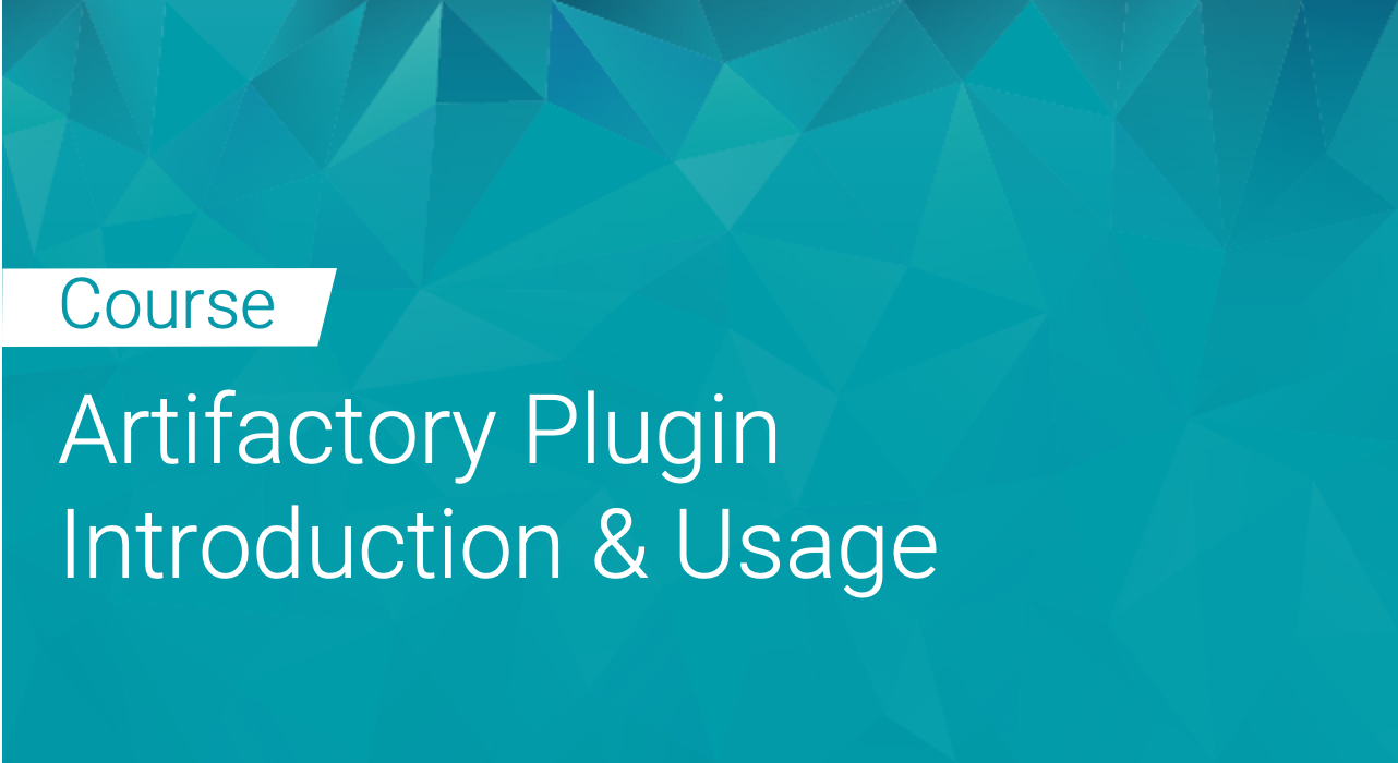 Black Duck: Artifactory Plugin Introduction and Usage