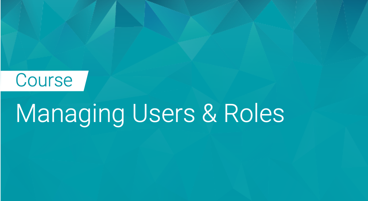 Black Duck: Managing Users and Roles