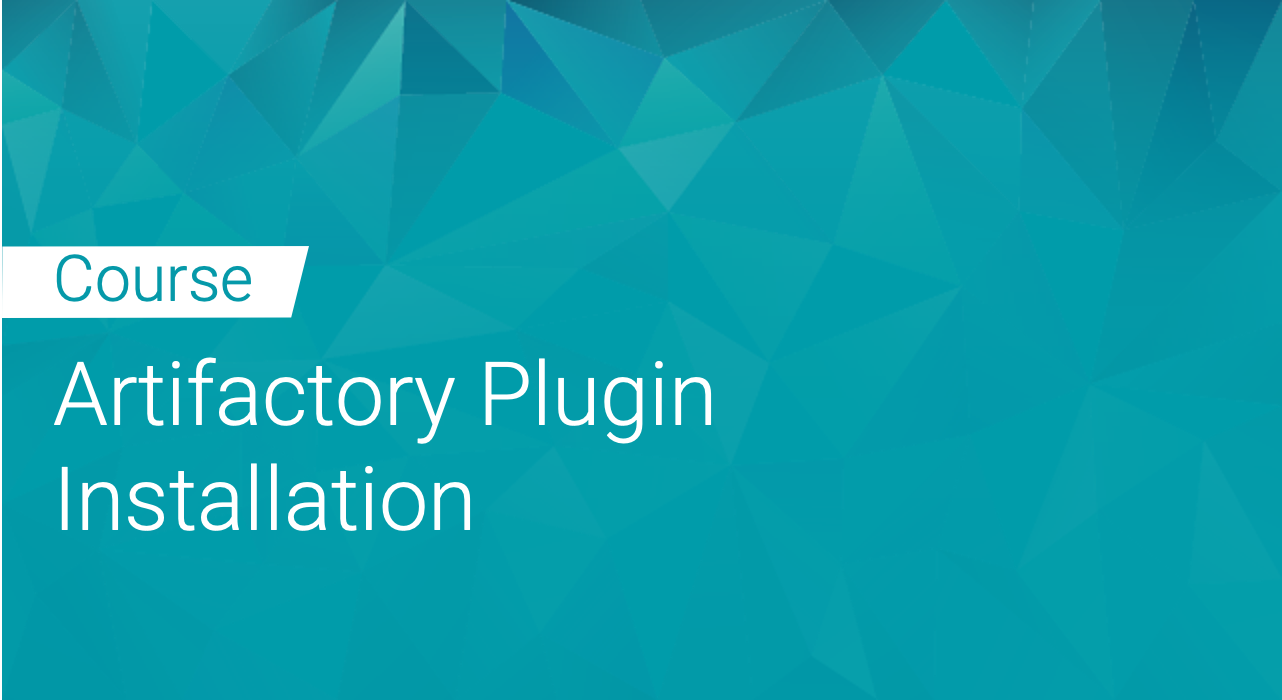 Black Duck: Artifactory Plugin Installation
