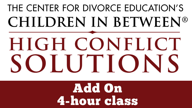 Add On - High Conflict Solutions - 4 Hour Course