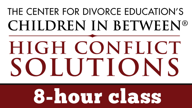 Children in Between: High Conflict Solutions