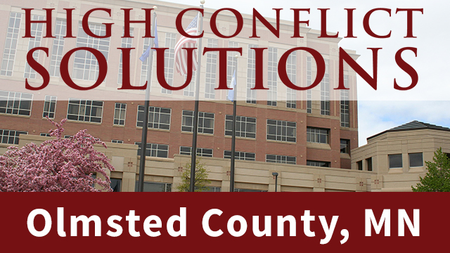 Olmsted County, MN: High Conflict Solutions