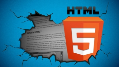 HTML5 Beginners Crash Course