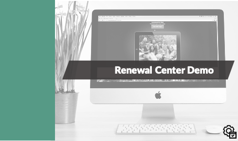 Renewal Center Demo