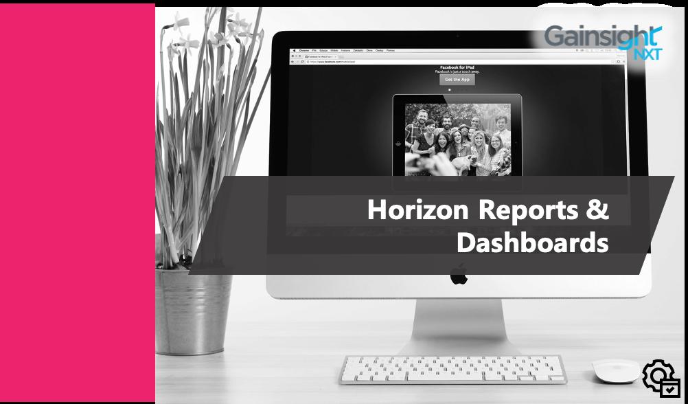 Horizon Reports & Dashboards - NXT