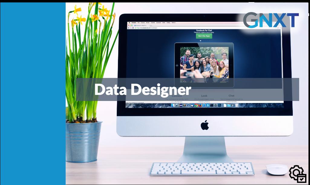 Admin - Data Designer - NXT