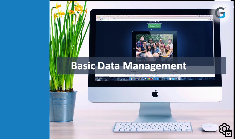 Admin - Basic Data Management - SFDC