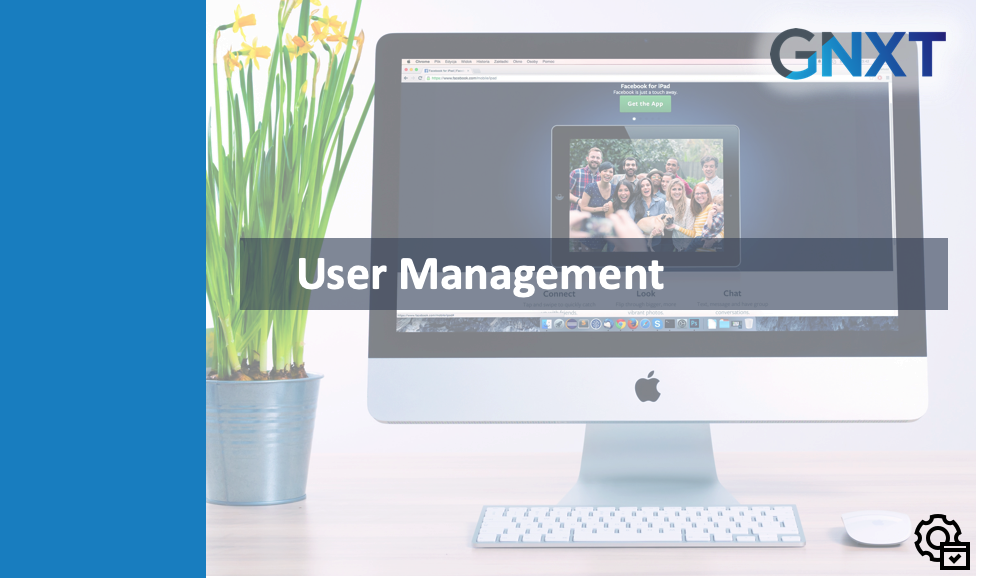 Admin - User Management - NXT