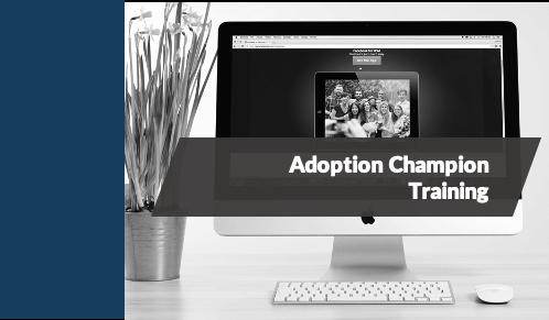 Adoption Champion Training - SFDC & NXT
