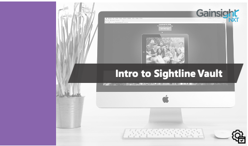 Introduction to Sightline Vault