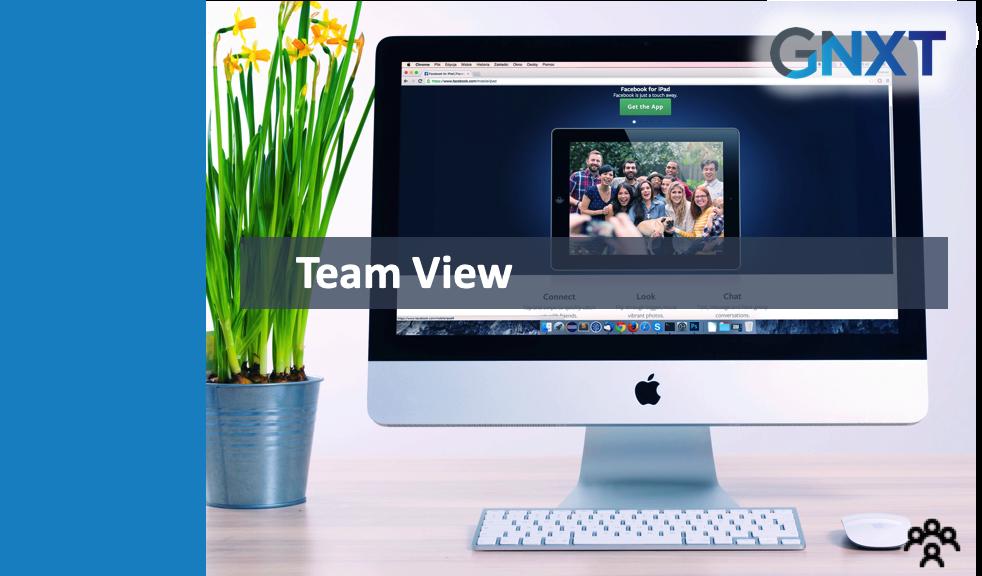 Gainsight - Team View - NXT