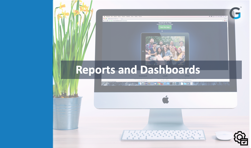 Admin - Reports & Dashboards - SFDC