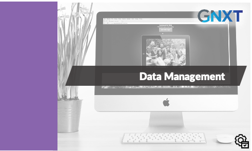 Admin - Basic Data Management - NXT