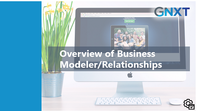 Overview of Business Modeler/Relationships