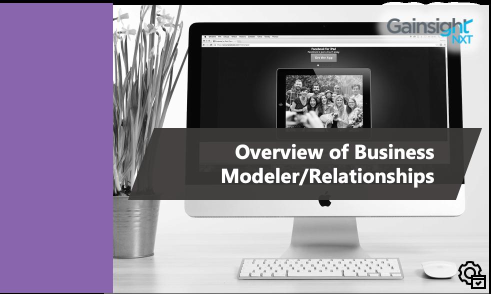 Overview of Business Modeler/Relationships
