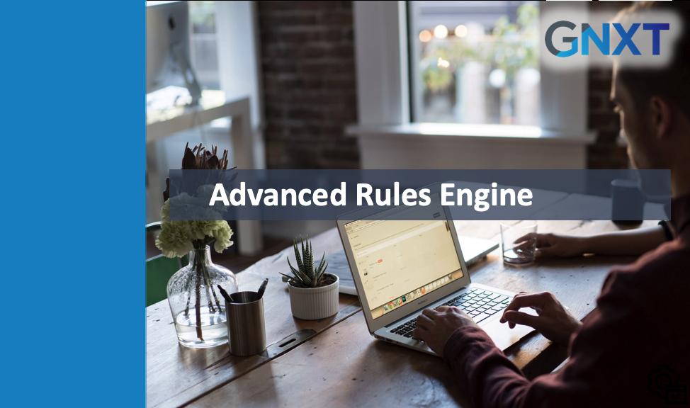 Admin - Advanced Rules Engine - Sep 2019