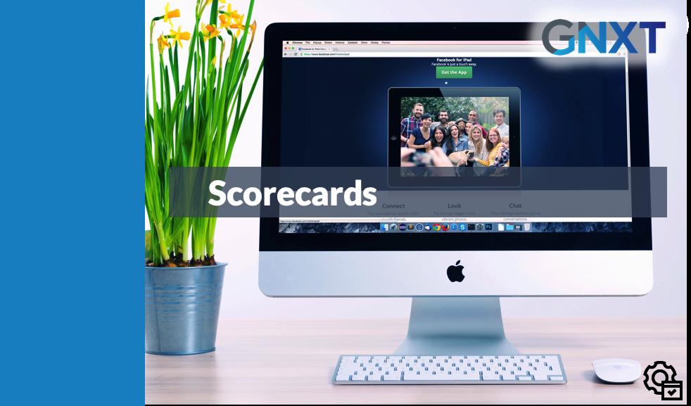 Admin - Scorecards - NXT