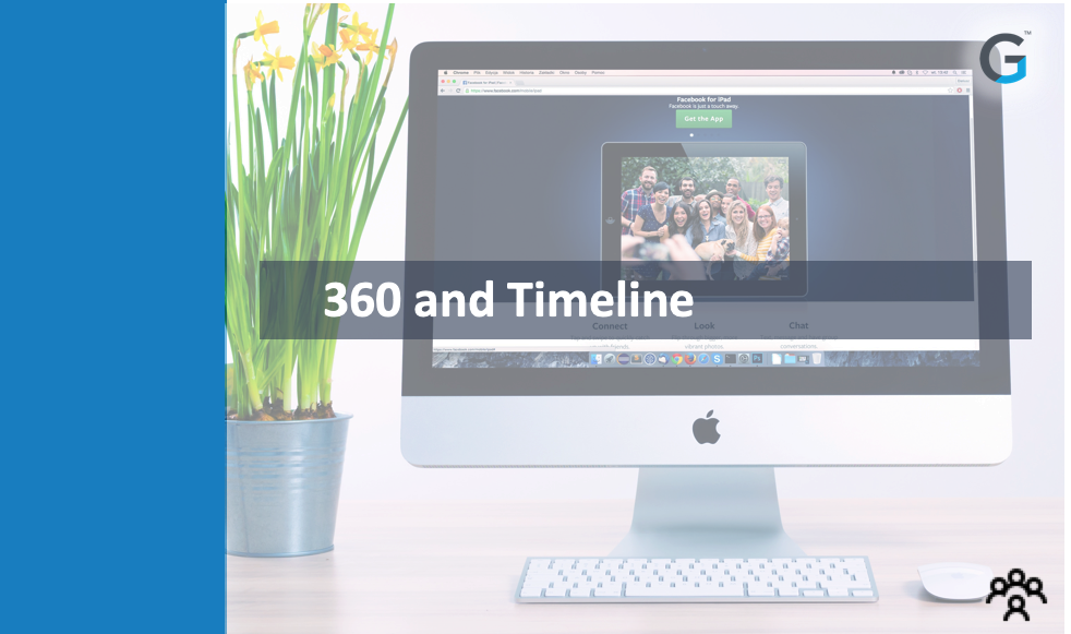 Gainsight - 360 & Timeline - SFDC