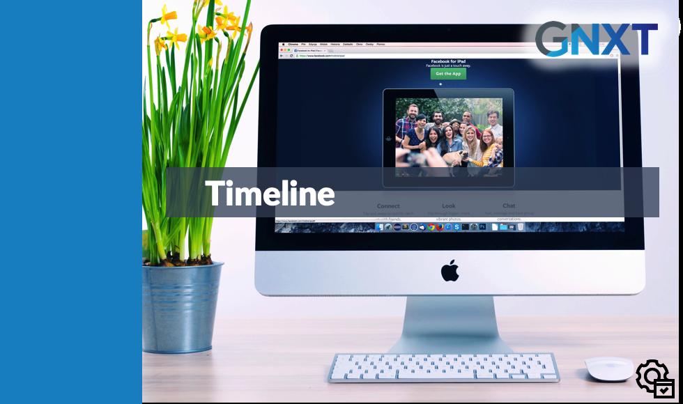 Admin - Timeline - NXT