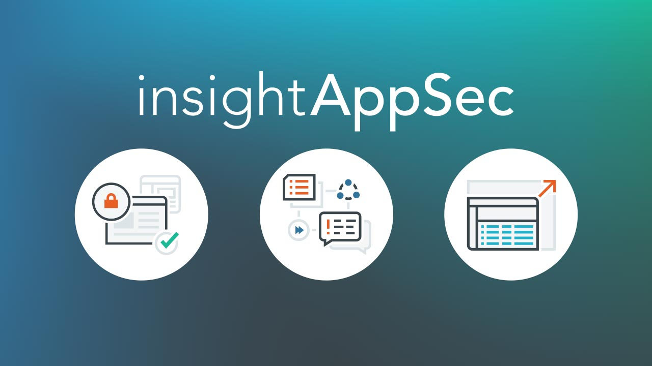 Scanning Your Apps in InsightAppSec