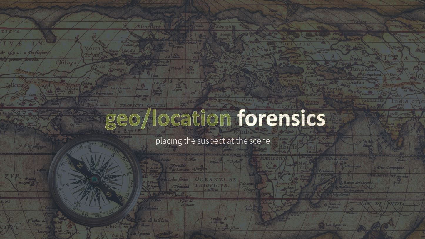 Geolocation Forensics