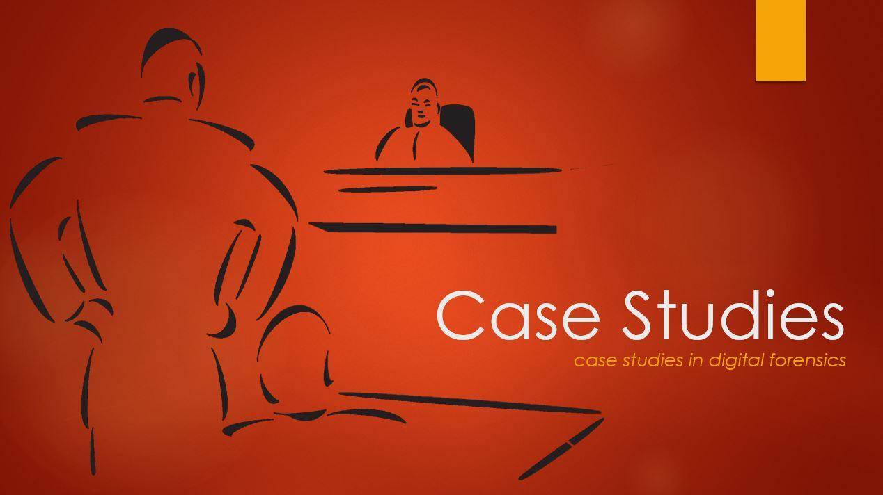 Training Bundle - Case Studies with X-Ways Forensics