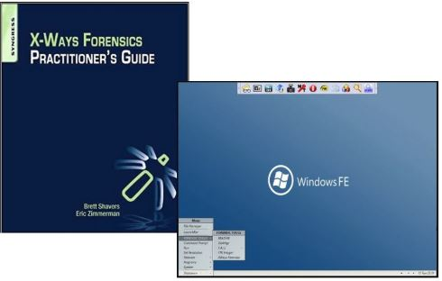 X-Ways Forensics Practitioner's Guide Course & the Windows Forensic Environment (WinFE) Course Bundle
