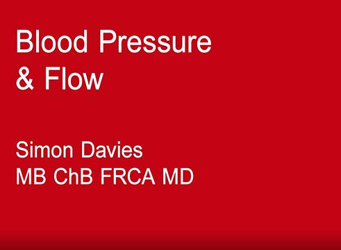 血压和血流 (Dr. Simon Davies)
