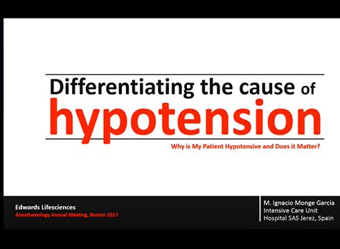 如何区分低血压的病因
