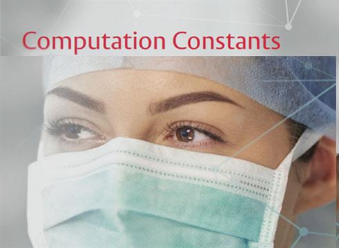 Computation Constants