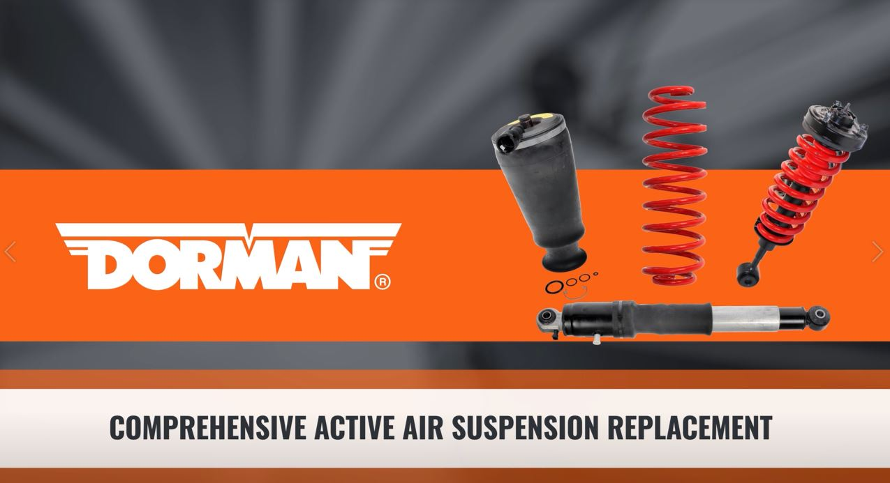 Comprehensive Active Air Suspension