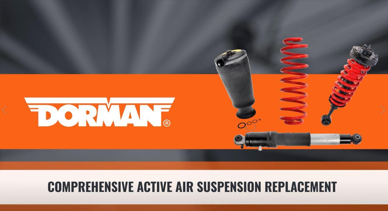 Comprehensive Active Air Suspension