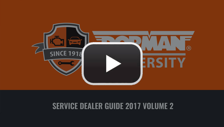 2017 Service Dealer Guide - Volume 2