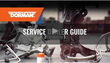 2018 Service Dealer Guide - Volume 1