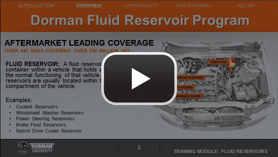 Fluid Reservoirs